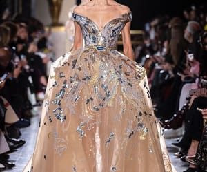 ball gowns, dress, and elie saab image