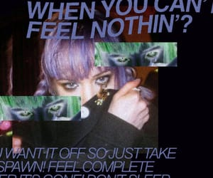aesthetic, Alice Glass, and Crystal Castles image