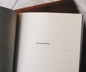 quotes, home, and book image