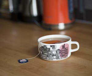 cup, home, and tea image