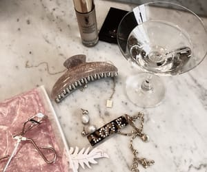 accessories, beauty, and drink image