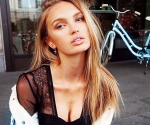 model, romee strijd, and beautiful image