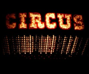 circus, indie, and lights image