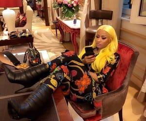 Versace and nicki minaj image