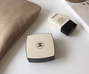 aesthetic, makeup, and chanel image