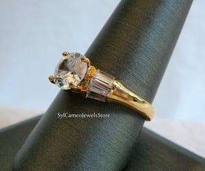 online, promise rings, and wedding ring image