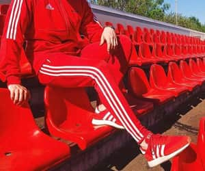 adidas, outfit, and photo image