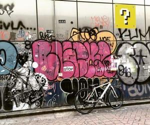 grafitti, shibuya, and tokyo image