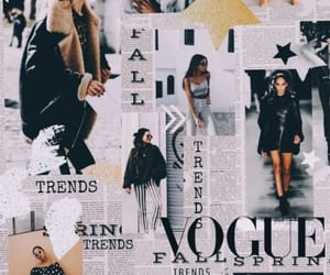 wallpaper and vogue image