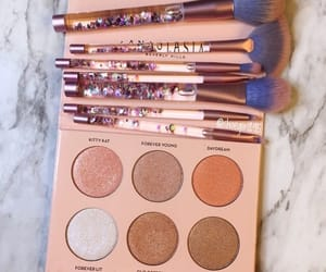 beauty, makeup, and makeup looks image