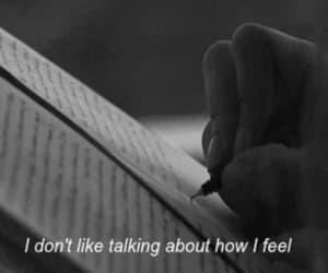 deep, feeling, and me image