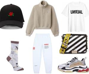 bag, cold, and fashion image