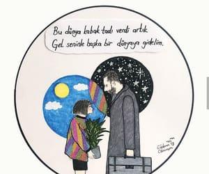 kafa, alıntı, and türkçe sözler image