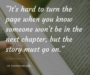 chapter, courage, and story image