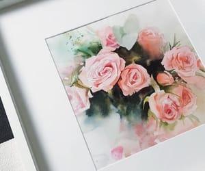 arte, belleza, and color image