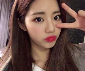 fromis_9, kpop, and jiwon image