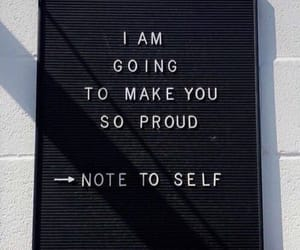 note to self, to make, and so prouf image