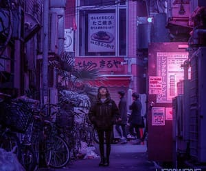 japan and neon image