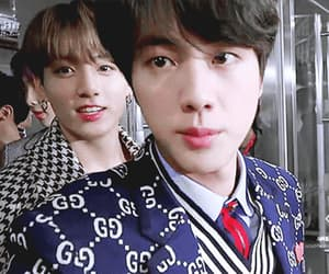 big eyes, jin, and kpop image