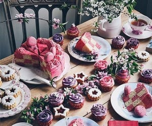 cake, delicious, and desserts image