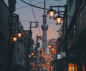 japon, tokyo, and travel image