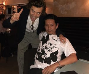 Harry Styles and japan image