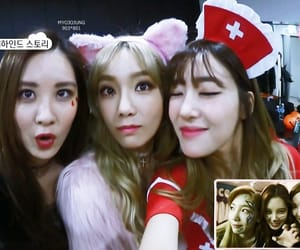 kpop, snsd, and taetiseo image