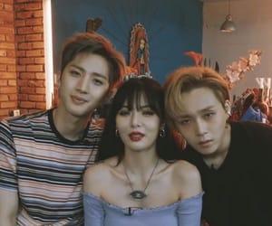 hyuna and kim hyunah image