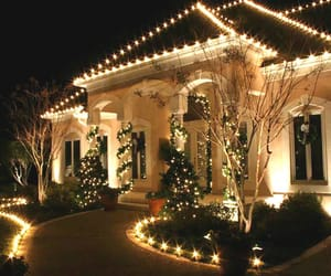 christmas, house, and colorado image