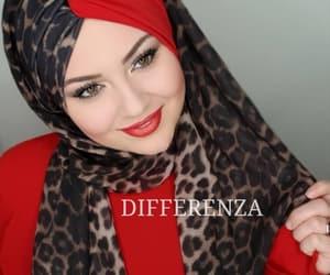 beauty, leopard, and fashion image
