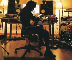 lauren jauregui, music, and studio image
