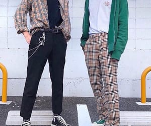 outfit, boy, and clothes image