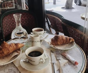 coffee, breakfast, and luxury image