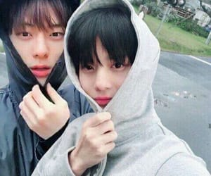 boyfriend, hwangminhyun, and wanna one image