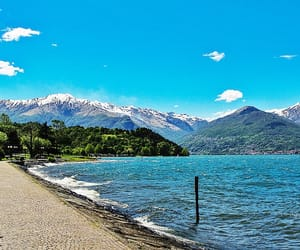 italy, lake como, and lombardy image
