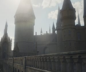 article, hogwarts, and middle image