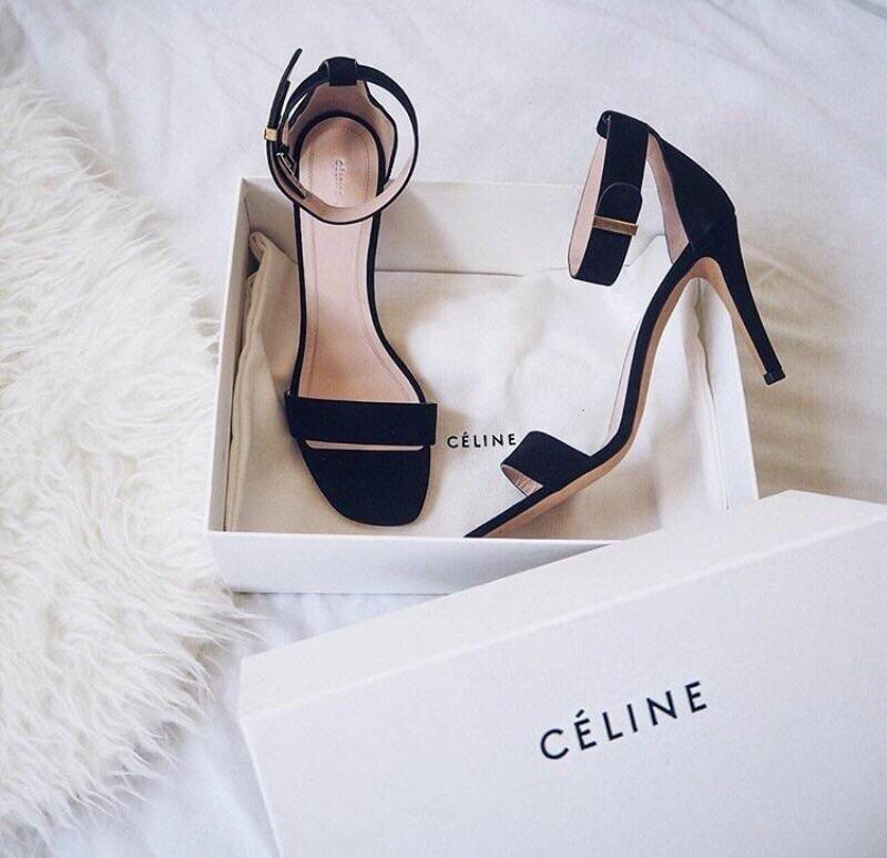 shoes, fashion, and celine image