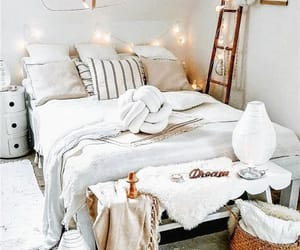 bedroom, white, and corner image