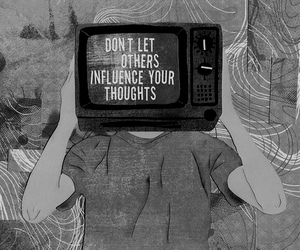 thoughts, quotes, and influence image