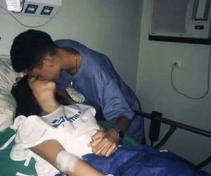 aesthetic, hospital, and lovers image