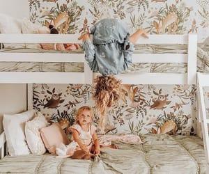 baby, bedroom, and children image