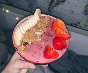diet, FRUiTS, and fruitbowl image