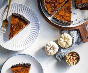 dessert, fall, and food porn image