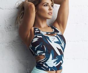 sport, sport bra, and gymshark image