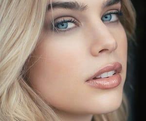 allah, beautiful, and eyes image