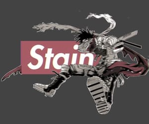 stain, trap anime, and supreme image