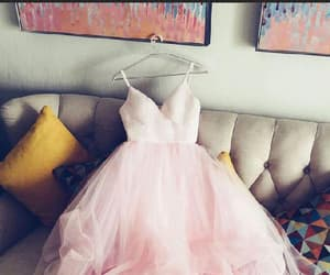 cheap prom dresses, a-line prom dresses, and evening dress pink image