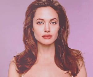 90s, hair, and angelinajolie image