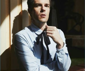 boy, brandon flowers, and fashion image