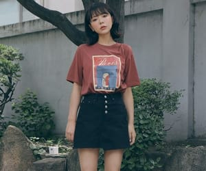 asian, asian girl, and clothes image